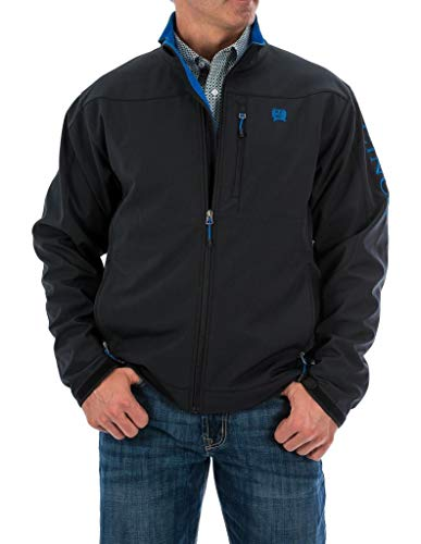 Cinch Men's Bonded Softshell Jacket with Concealed Carry Pockets
