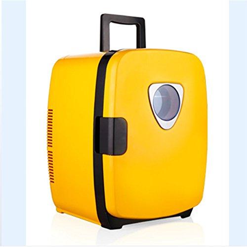 L&Z Caja De Refrigeración Eléctrica para El Ocio Y La Oficina Mini...