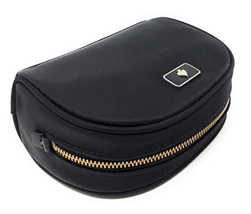 Kate Spade New York Jodi Makeup Cosmetic Case Travel Bag Black