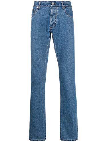 Prada Luxury Fashion Herren GEPX961VGTF0008 Blau Elastan Jeans   Frühling Sommer 20