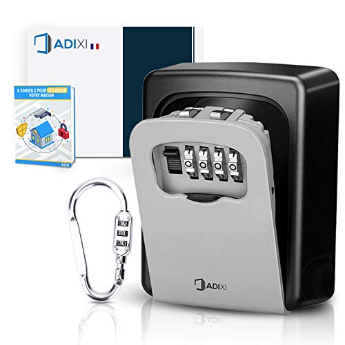 La boîte à clé à code sécurisée ADIXI