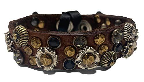 Campomaggi Armband Leder 22 cm