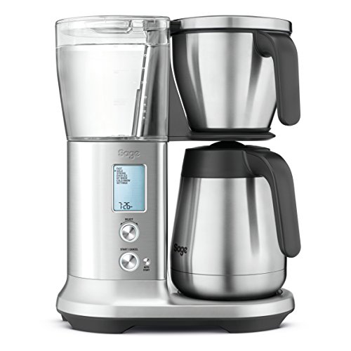 Sage Appliances the Precision Brewer Thermal Maquinas de Café, Acero inoxidable cepillado