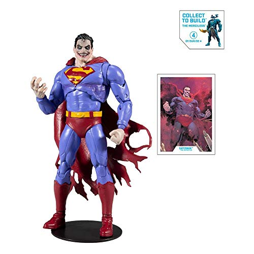 DC Multiverse Actionfigur Superman The Infected McFarlane Actionfigur