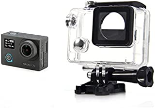 KINGDUO Hawkeye Firefly Spare Part 30M Diving Camera Housse Étanche pour 7S 8 8S 8Se 4K 170 Degrés Grand Angle