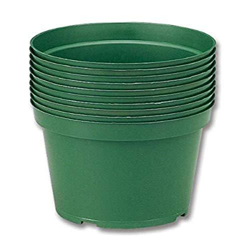 Neo Sci 01-1177 High Impact Plastic Flower Pot, 6' Diameter (Pack of 10)