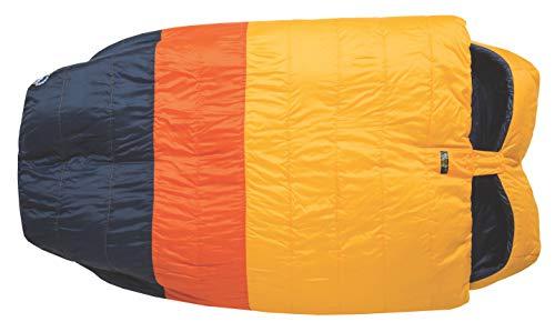 Big Agnes Big Creek 30 (FireLine Eco) Sleeping Bag, 30 Degree, 40' Double Wide