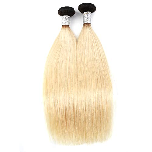 Bella Hair Sleek Straight 1B Cheap mail order shopping Bundles 613 Ombre Unparallele 70% OFF Outlet