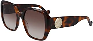 Liu Jo Women's Sunglasses Rectangular Liu Jo Medallion Tortoise