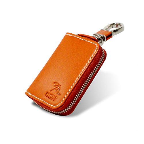 [アーノルドパーマー] スマートキーケース キーケース 革 コンパクトAPK-3284 (orange)
