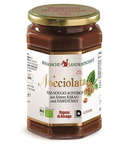 Rigoni di Asiago - Nocciolata Nuss-Nougat-Aufstrich - 700 g - 6er Pack