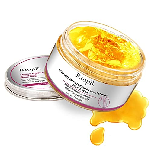 Mango Hand Cream Moisturizing Whitening Skin Repair Exfoliating Calluses...