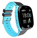 Mingfuxin Reloj inteligente para niños, IP67 impermeable con...