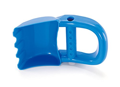 Hape E4019 - Handbagger, Strandspielzeug/Sandspielzeug, blau