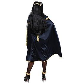 miccostumes Women's Emblem Awakening Tharja Cosplay Costume