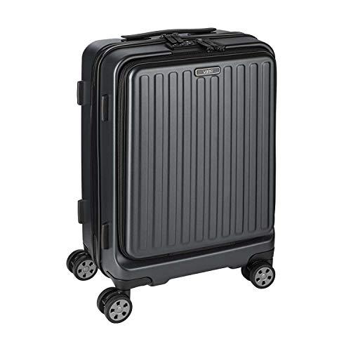 Valis Business Handgepäck Koffer mit USB-Ports,TSA-Schloss inkl. Powerbak