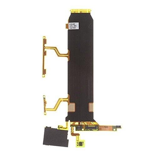 YINGJUN-CELL PHONE REPLACEMENT PARTS Premium mobiele reserveonderdelen moederbord (stroomvoorziening & volume & microfoon) platte kabel compatibel met Sony Xperia Z Ultra / XL39h / C6806