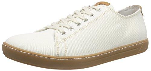 Birkenstock Shoes Damen Arran Sneakers, Weiß (White), 38 EU
