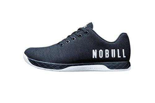 NOBULL Women'sTraining Shoes and Styles (7.5, Black White)