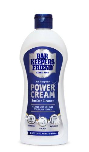Bar Keepers Friend Allzweck Macht-Creme 350ml, 1 x 1 x 1 cm