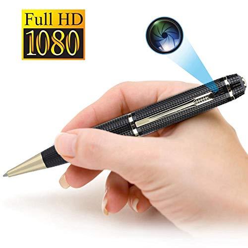 Telecamera portatile con penna, videocamera Full HD 1080P DVRprofessionale, Mini registratore video DV, videocamera digitale Micro Audio Video Real HD