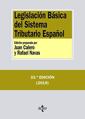 Legislación Básica del Sistema Tributario Español (Derecho - Biblioteca De Textos Legales)
