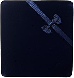 JM Future Gift Box for Jewelry, Necklace, Earring and Bracelet, X-Large, Navy