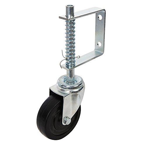 FIXMAN 455654 Gefederte Laufrolle für Schiebetore 100 mm, 57 kg