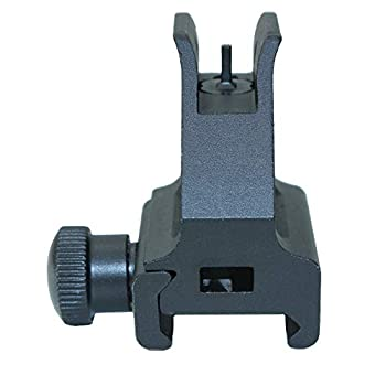 Funpoweroptics Low Profile Front Iron Sight with A2 Square Post Assembly