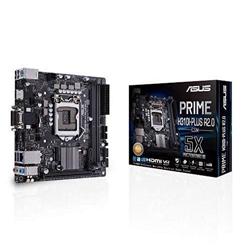 ASUS Prime H310I-PLUS R2.0/CSM Mainboard