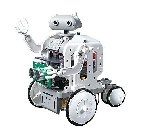 タミヤ プログラミング工作シリーズ No.02 マイコンロボット工作セット ホイールタイプ 71202