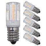 Bombilla LED E14 iluminación para decoración del hogar 2 W...