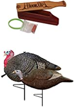 Primos Hook-Up Magnetic Box Call and Gobstopper Jake & Hen Decoy Combo