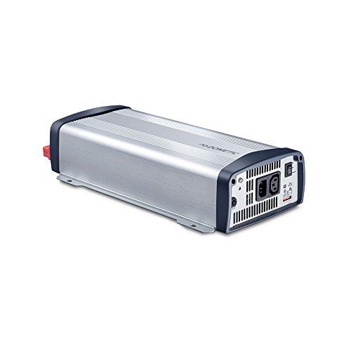 Dometic SinePower MSI 1824, Sinus-Wechselrichter, Auto Spannungswandler 12 V auf 230 V, Überspannungsschutz, 1800 W, mobile Steckdose