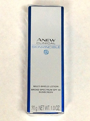 Avon Anew Clinical SKINVINCIBLE Multi-Shield Day Lotion 1oz. Full Size Broad Spectrum SPF 50