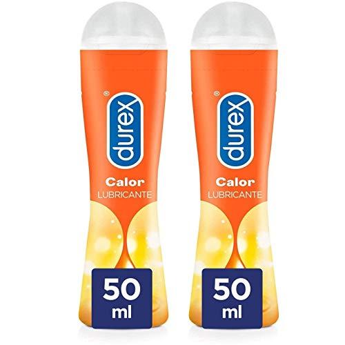 Durex Gel Lubricante Intimo Efecto Calor 50ml x 2 unidades