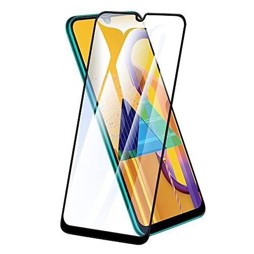 vitesurz 2PCS Vidrio Templado,para Samsung,para Galaxy A10 A30 A40 A50 A70 A20E A01 Protector de Pantalla,para Samsung A51 A71 S20FE J4 J6 Plus Glass