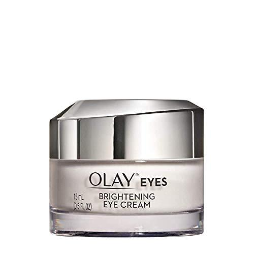 Olay Vitamin C Brightening Eye Cream to Help Reduce Dark Circles, Brightening Cream, 0.5 Fl Oz