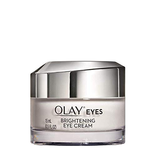 Olay Vitamin C Brightening Eye Cream to Help Reduce Dark Circles, 0.5 Fl Oz