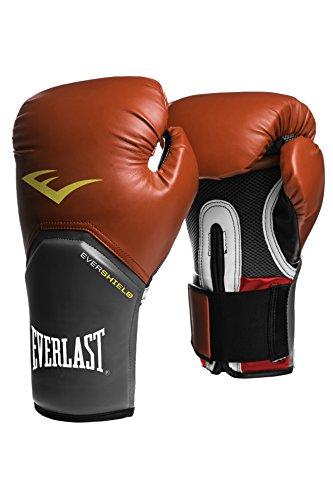 Everlast Erwachsene Handschuhe Boxen - Boxhandschuhe, Red, 8
