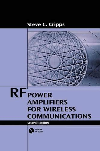 RF Power Amplifiers for Wireless Communications, Second Edition (Artech House Microwave Library (Hardcover))