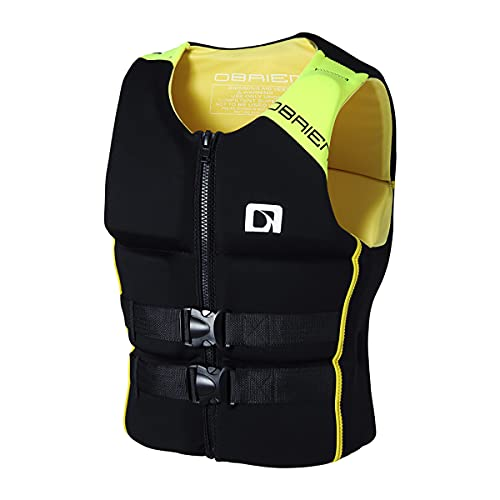 Gilet da Bagno Sicurezza delle Giacche da Nuoto Portatili per Adulti Donne e Uomini, Aiuto al galleggiamento Ideale per Snorkeling, Kayak, Canottaggio