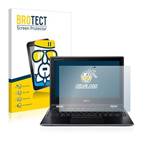 BROTECT Panzerglas Schutzfolie kompatibel mit Acer Chromebook Spin 511 R752TN-C5P0-9H Extrem Kratzfest, Anti-Fingerprint, Ultra-Transparent