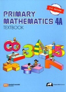 Primary Mathematics 4A Textbook U.S. Edition