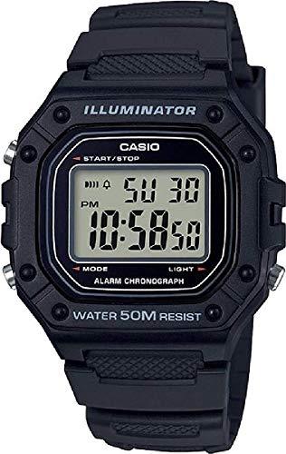 [カシオ]STANDARD DIGITAL カシオ スタンダード デジタル W-218H-1A 腕時計 メンズ レディース チープカシ...