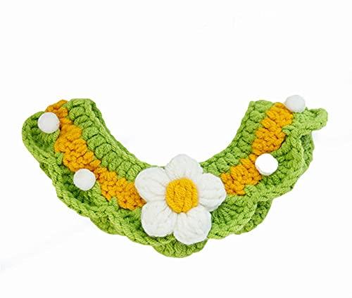 TENGTUD Collar/Collar de Mascotas, Gatito Perrito botón de Color