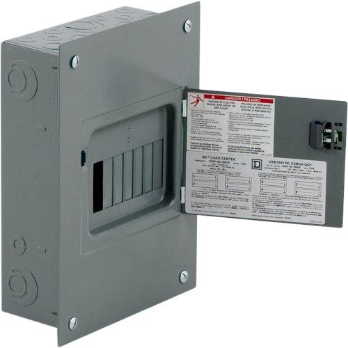 100 amp breaker square d - 9