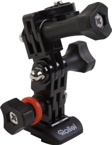 Rollei Universal Cam Holder, Kamera-Halter für Rollei Actioncam 3S / 4S / 5S / 5S WiFi / S-50 / 6S / 7S