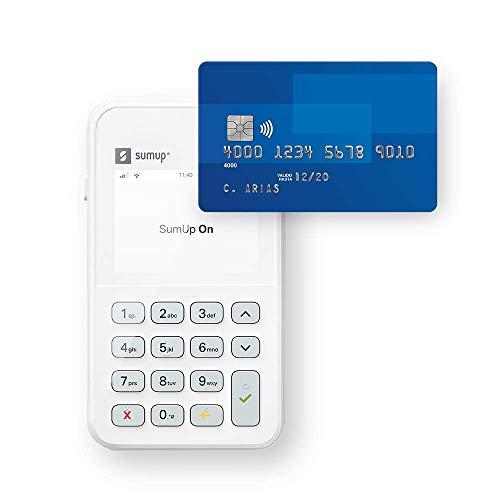 Maquininha de Cartão SumUp On Não Precisa de Celular Envio Imediato