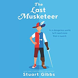 The Last Musketeer cover art